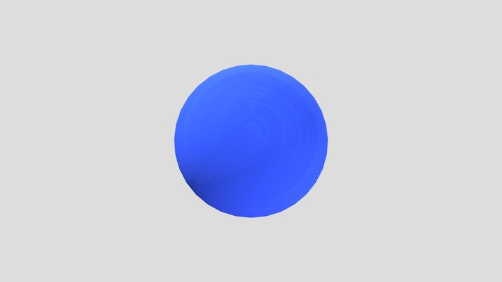 Classic sonic spinball.FBX 3D Model