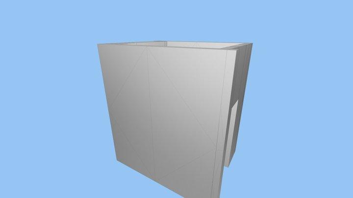 NY FLAT 3D Model