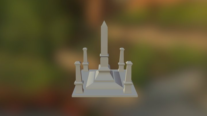 Pilar 7 3D Model