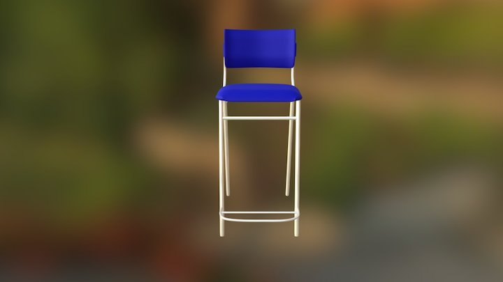 Tuoli 3D Model