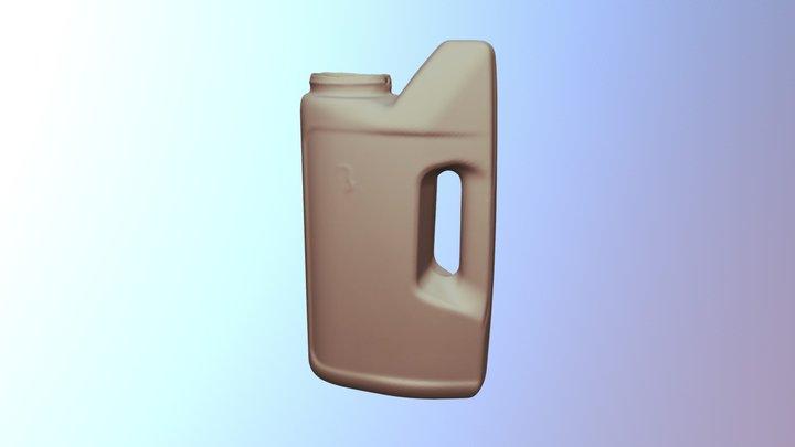 Beczka nr 3 3D Model