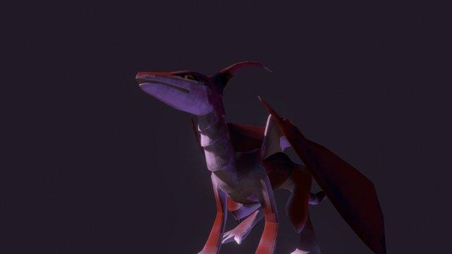 Dragon 3D Model