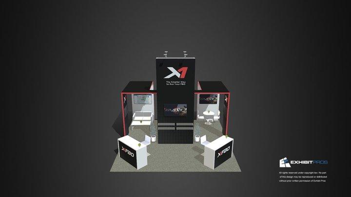 X1 3D Model
