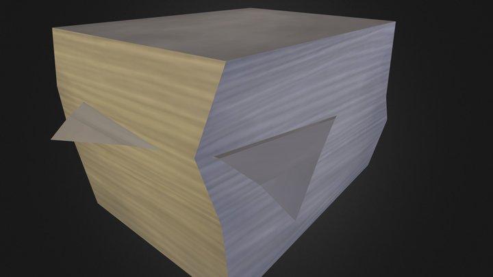 Matthew_selby_Pile of paper 3.zip 3D Model