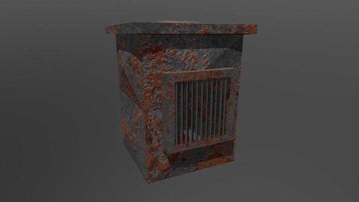 Vent 2 3D Model