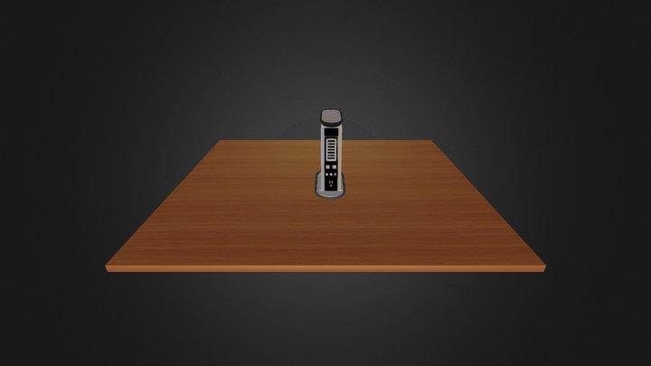 The HydraPort Test 3 3D Model