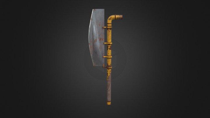 Survival Melee Weapon 2 3D Model