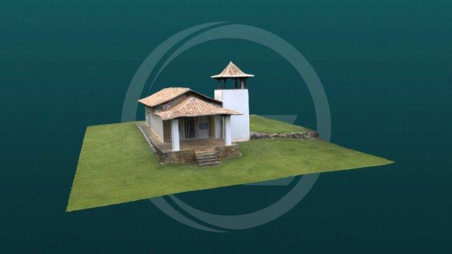 Capela Santo Antônio 3D Model