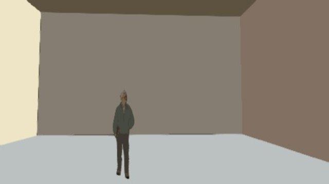 vr test environment 3D Model