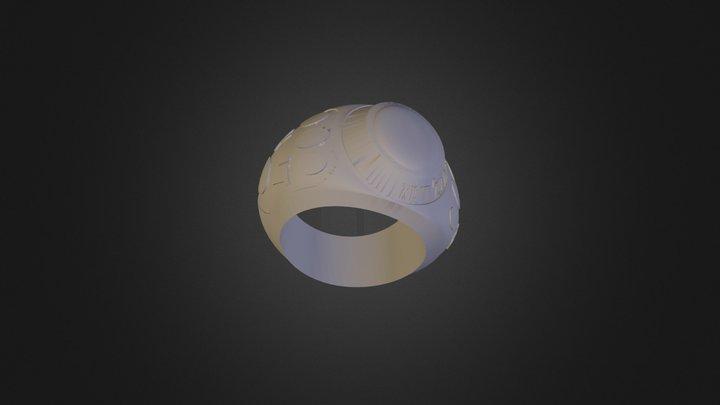 יונס דימה - טבעת למתקדמים 3D Model