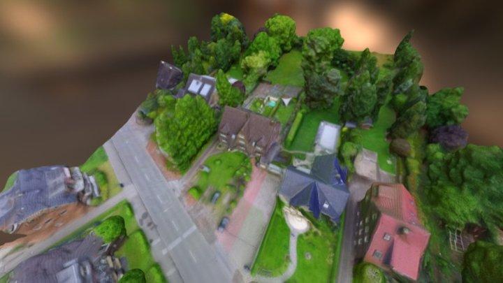 janis scan 3D Model