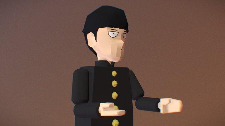 Mob 3D Model