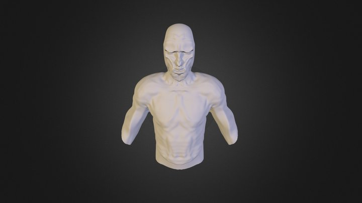 Dicklover Mongliod 3D Model