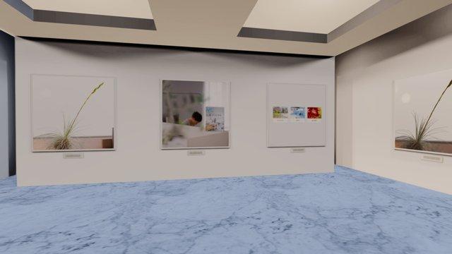 Instamuseum for @c_dots 3D Model