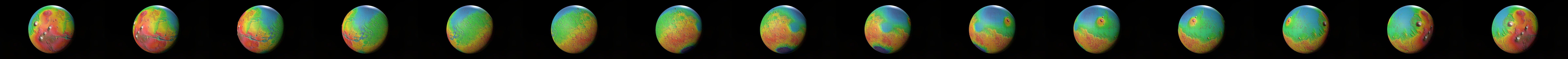 карта гугл марс google mars онлайн со спутника 2020