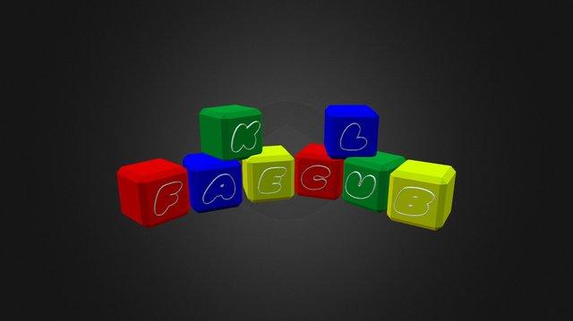 Fake Club 3D Model