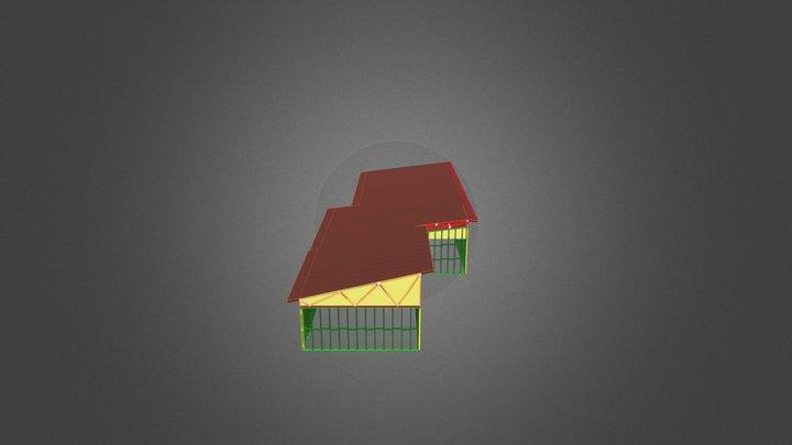 Roof Planes 3D Model