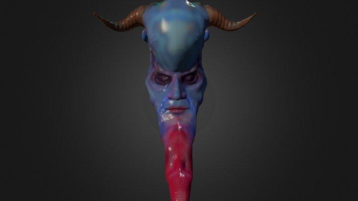 Höllenhuhn 3D Model