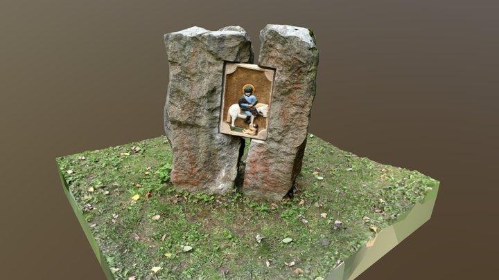 Slanica 3D Model