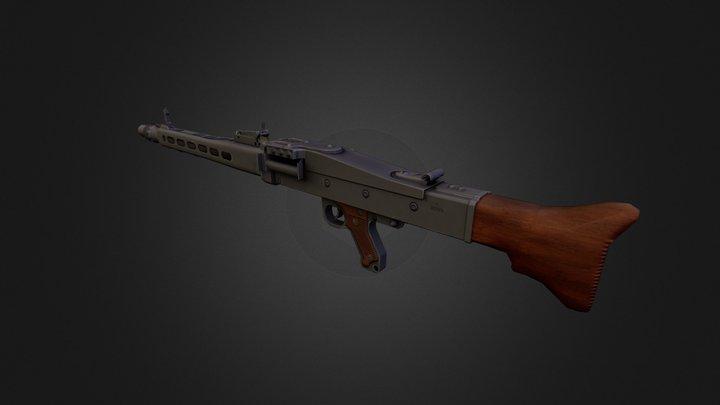 MG 42 3D Model