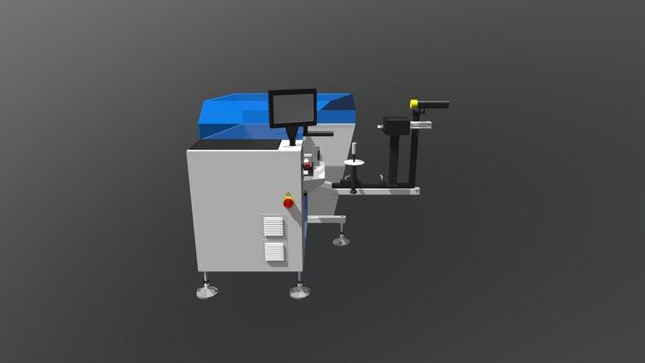 ECL 3D Model