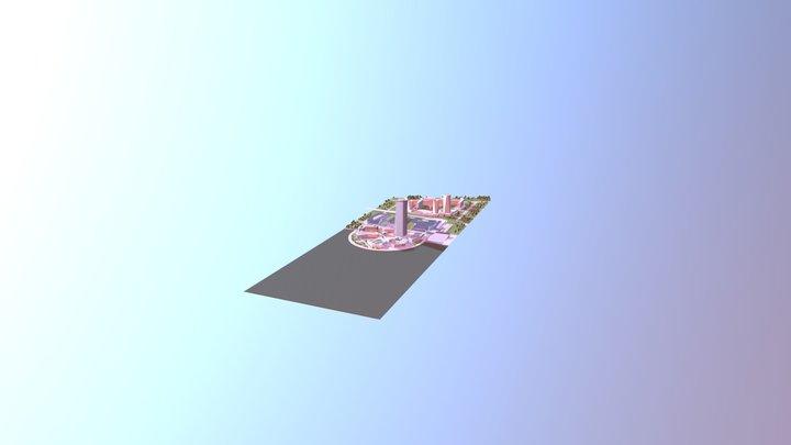 cw001 3D Model
