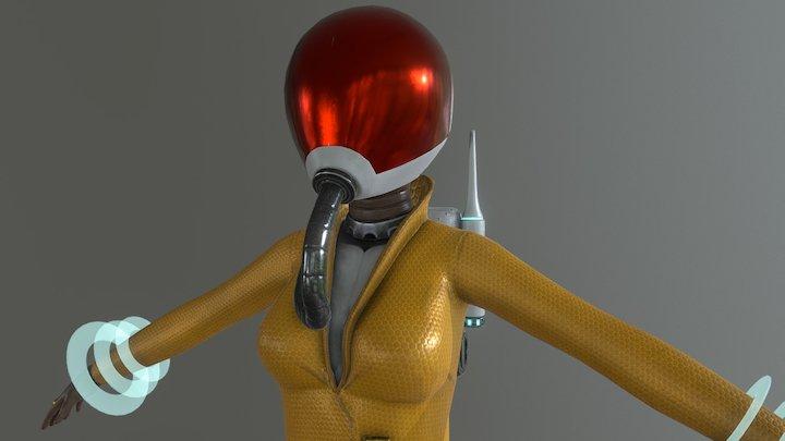 ScienceExplorer 3D Model