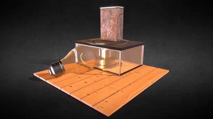 UyCasi 03 3D Model
