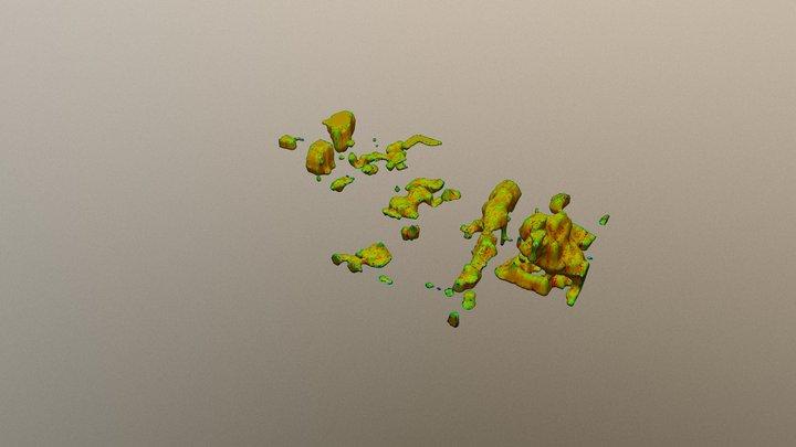 GPR trial 2 3D Model