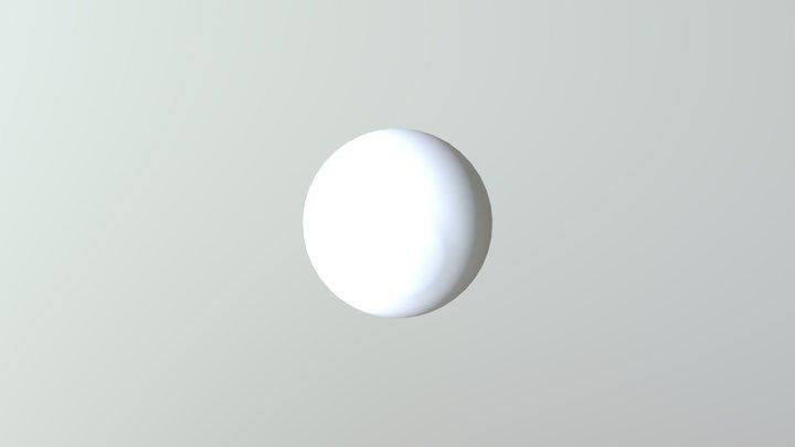 Real_Eye 3D Model