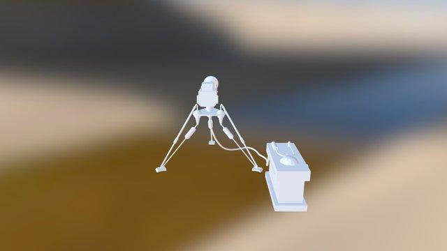 E-web 3D Model