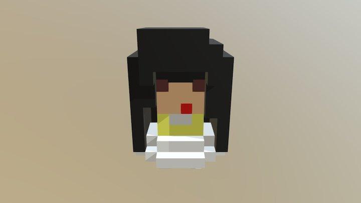 Snow White 3D Model