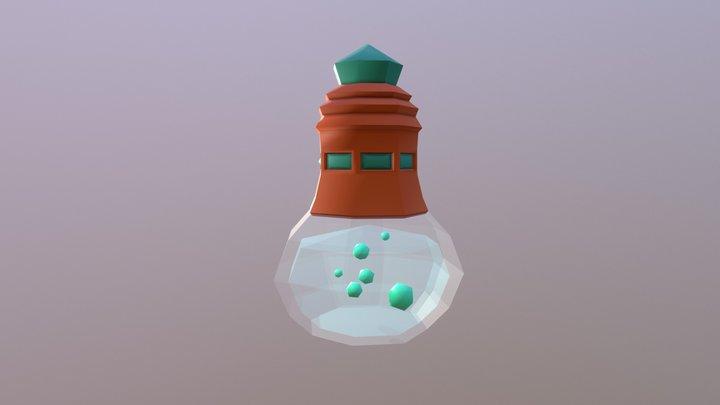 Pocion 3D Model