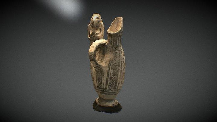 Sumerian Toy Vase 3D Model