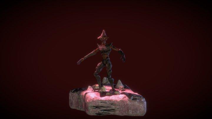 AncientPredator 3D Model