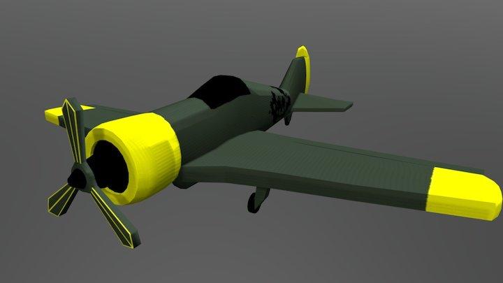 Avioneta 3D Model