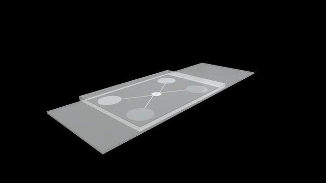 CDR chip[kor] 3D Model