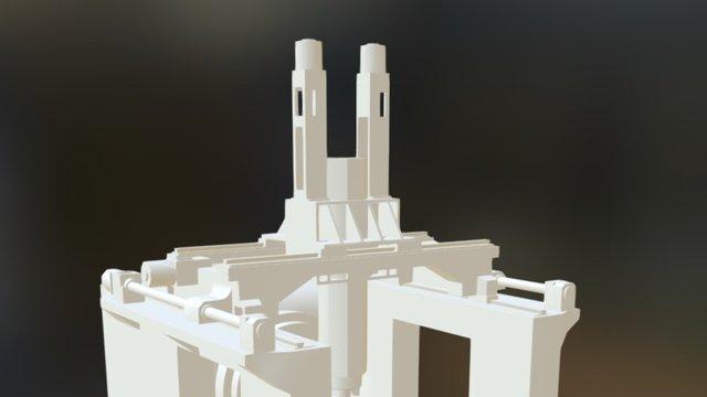 NMV5000 3D Model