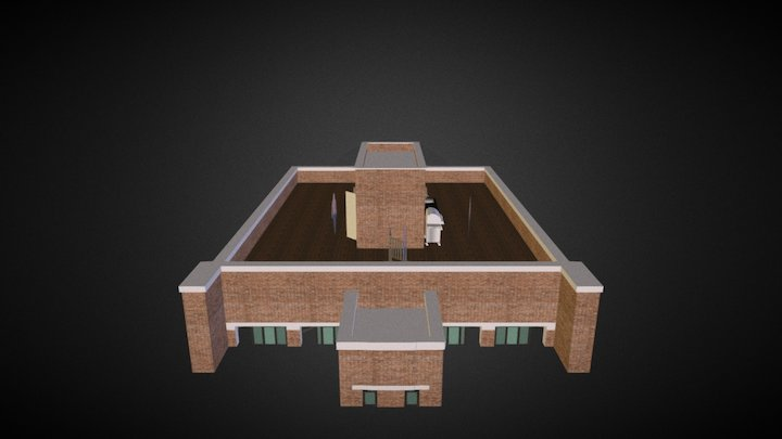 4th Floor 1714 West Superior Street 3D Model