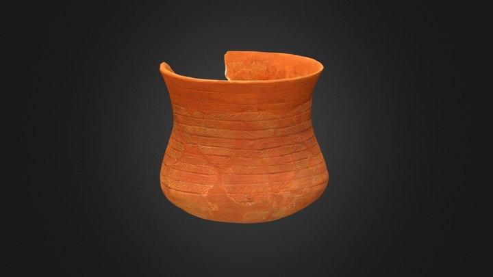 Vaso campaniforme de Vilavella en #galicia100 3D Model