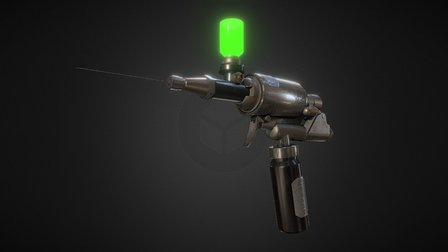 health gun 3D Model