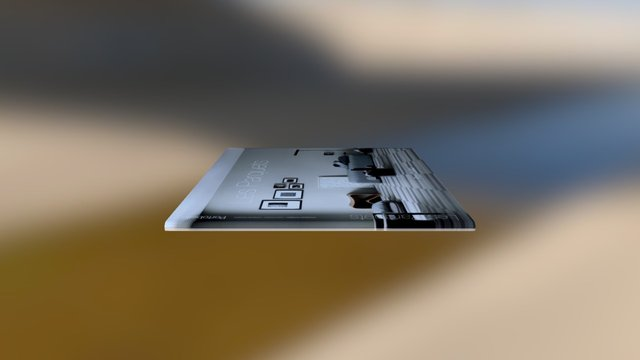 Fechado 3D Model