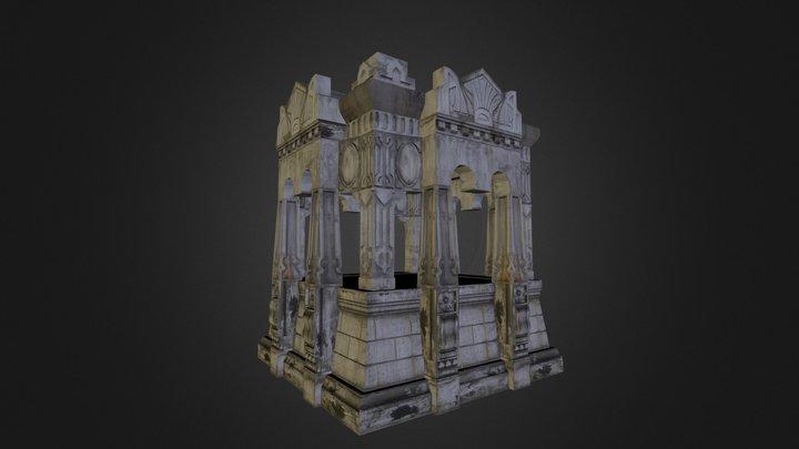 Crypt v1.1 3D Model