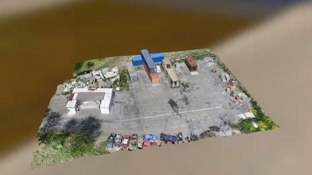 Plateau Technique SDIS 05 3D Model