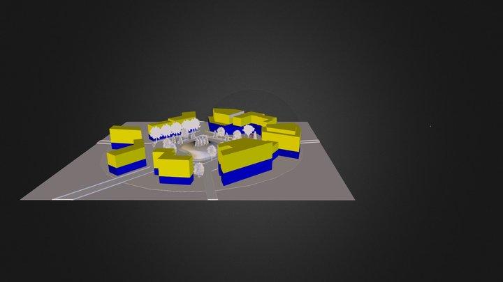 Model Proposed N E W 3D Model