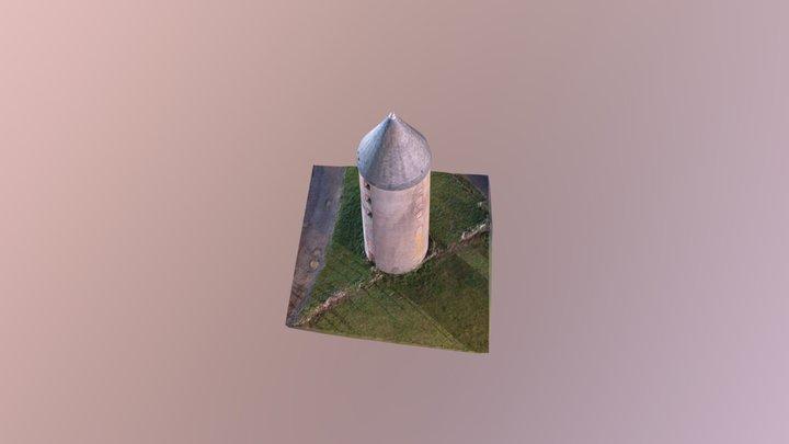 MOULIN DES MOINES 3D Model