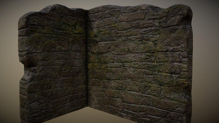 Wall Practice 3D Model