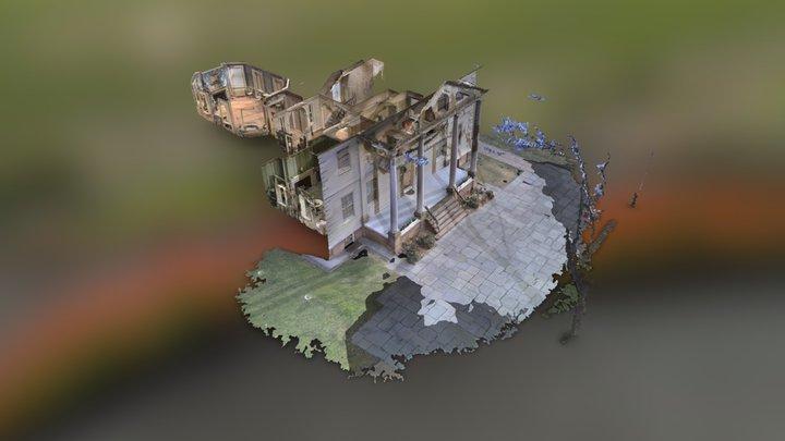 Morris Jumel Mansion New York Real Virtual Zone 3D Model