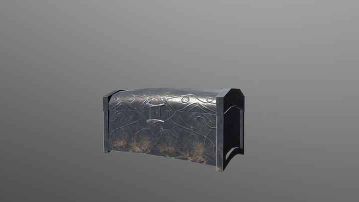 Mifril chest [Beyond Skyrim: Roscrea] 3D Model