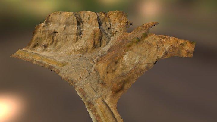 Stoltz Bluff Mudslide 3D Model